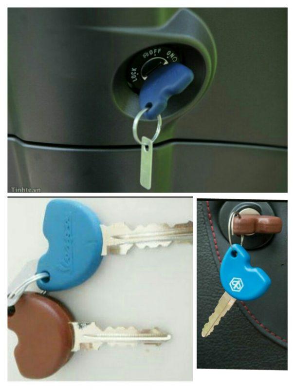 chìa khóa xe hãng Piaggio