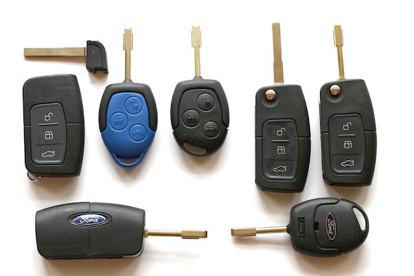 ford - key