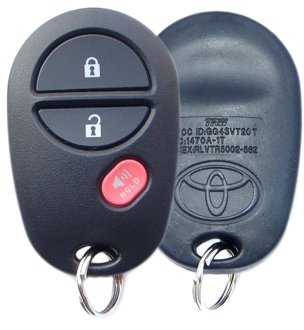 toyota-sienna-key-remote-2006
